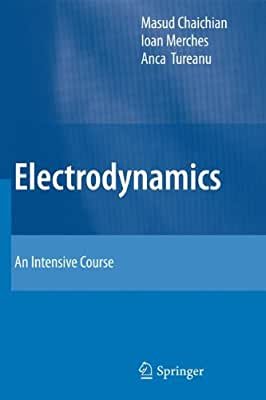 Electrodynamics: An Intensive Course.pdf