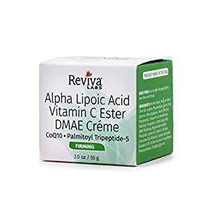 Reviva Cream Nght Alpha Lipoic A white 2 oz