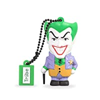 Tribe Warner Bros DC*英雄 蝙蝠侠U盘FD031505  Joker 16 GB