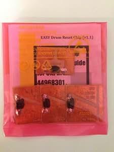 "[OKI 3+1 Multipack] ""即剥即贴""鼓重置芯片 (3x) 和传输带重置芯片 (1x) 适用于 OKI C301 C310 C321 C330 C331 MC332 MC342 MC351 MC361 MC362 ES3451 ES3461 C510 C511 C530 C531 MC561 MC561 MC561 ES5430 ES5461 CX22e-CS Studio Mur331,CX22e-CS 22e-331,331,331,C22e-CS"