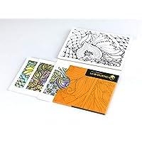"Chameleon Art Products,Chameleon 彩色卡 Zen 4"" x 6"" CHM02202"