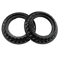 E-outstanding E26插座环2件黑色灯罩灯项圈锁环适配器环回位环适用于 E26灯座