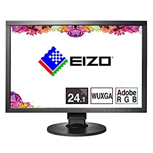 EIZO 艺卓 色彩管理显示器CS2420-ZBK  24.1インチ
