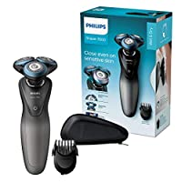 Philips 飞利浦 S7960/17 电动干湿两用剃须刀 7000系列 带GentlePrecision Pro 剃须刀系统 SmartClick 胡须造型器