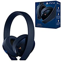 Gold Wireless Headset 500 万限量版 (PS4)