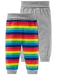 Schiesser 中性 婴儿睡裤(2 件装) 多色 74 (Herstellergröße: 074)