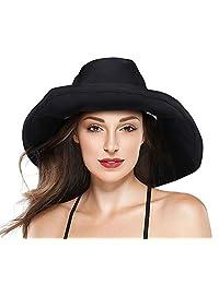 Livingston 可爱夏季 SPF 50+ UV *软斗帽