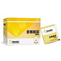 HomeDr.香蕉雄蕊快乐鸟 呵护男性 增强活力 315毫克/颗 4颗/包 15包/盒