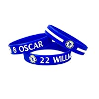 Official FC Silicone Bracelet Wristbands