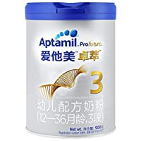 Aptamil 爱他美 卓萃 幼儿配方奶粉(12—36月龄 3段)900g(荷兰原装进口)