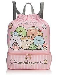 [Smich] 角落生物2层式背包 / 双肩包 腰带型 女孩 X207158-016