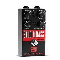 Seymour Duncan Studio 低音压缩效果踏板Studio Bass Compressor Pedal
