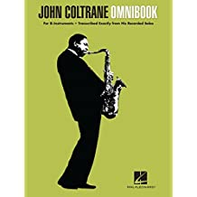 John Coltrane - Omnibook - B-Flat Instruments (English Edition)