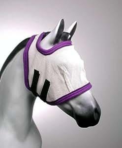 Tough 1 Miniature Fly Mask w/Out 耳朵 EQFLYCONTR 大