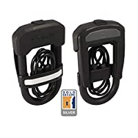 Hiplok DC Wearable Lock with Clip, Black, 13mm