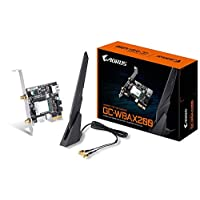GIGABYTE GC-Wbax200 2x2 802.11Ax 双频 WiFi + 蓝牙 5 PCIe 扩展卡