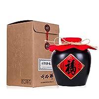 刘伶醉 新春福酒 500ml单瓶装 60度浓香型白酒 中华老字号