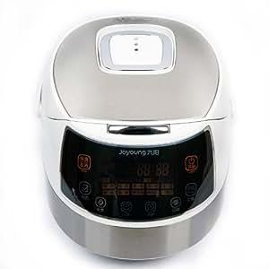 Joyoung九阳电饭煲JYF-40FS08(智能菜单 超大液晶屏 高导热黑晶胆 预约 聚能火 可制酸奶/蛋糕 )