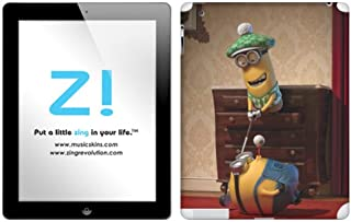 Zing Revolution Despicable Me 2 - Golf Tablet Cover Skin for iPad 4/3 (MS-DMT150351)
