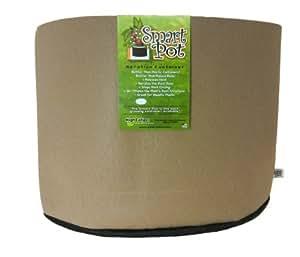 Smart Pots 水农场 RC1 1 加仑 20-Gallon 棕色 16020