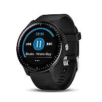 GARMIN(佳明) vivoactive3 Music GPS 智能手表 活动量计 音乐播放功能 【日本正品】