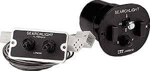 12v Secondary Control Kit 43670-0004 F/Jabsco Searchlights