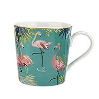薩拉米勒倫敦波特米里昂塔希提系列 340.19 克馬克杯 粉色(Flamingo) 12 盎司 686465