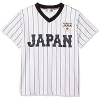 NAKATA T恤 TR9048、NPB V领连环T恤20夏季 儿童 TR9048