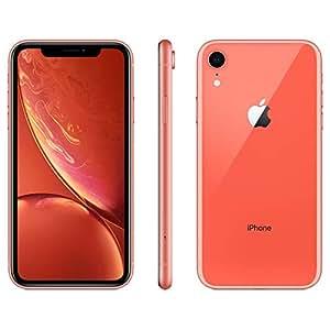 Apple 苹果 iPhone XR 珊瑚色 64G 双卡双待移动联通电信全网通4G手机 全新国行 顺丰发货 含税带票 可开16% 专票