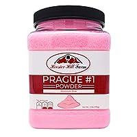 Hoosier Hill Farm 布拉格粉 1 號粉紅腌肉鹽, 2.5 磅(約 1.1 千克)