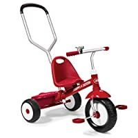 Radio Flyer Deluxe Steer and Stroll 三轮车