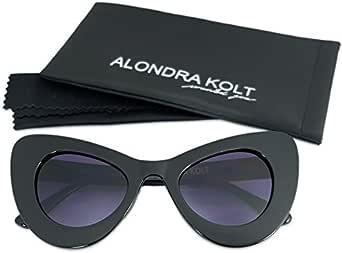 Alondra Kolt The Fireworks 蝙蝠侠猫眼太阳镜