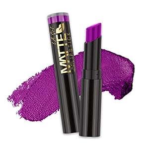 (3 Pack) L.A. GIRL Matte Flat Velvet Lipstick - Love Triangle
