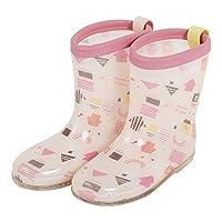 Ogawa 小川 儿童雨靴 Kukka Hippo 03 おうち L 19cm 84092