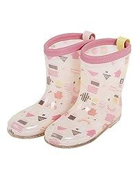 Ogawa 小川 儿童雨靴 Kukka Hippo 03 おうち S 15cm 84090
