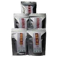 安够 云南红茶套餐(金丝滇红+经典58松针+金芽+红金螺+工夫红茶)400克/套