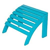 Shine Company 經典軟墊凳 藍色 4601TQ
