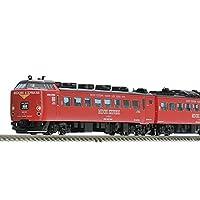 TOMIX N轨距 485系特快列车 MIDORI EXPRESS 套装A 4辆 98250 铁道模型 电车