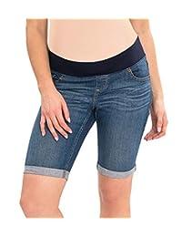 Great Expectations 孕妇新款尺码 S (4-6) 全幅百慕大短裤 M 码蓝色