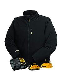 加热轻量软壳夹克套装 X大码 DCHJ060ABD1-XL