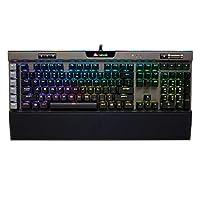 Corsair海盗船 Gaming K95 RGB 铂金机械键盘 樱桃 MX茶轴 黑色(CH-9127012-NA) 青铜色 Cherry MX Speed