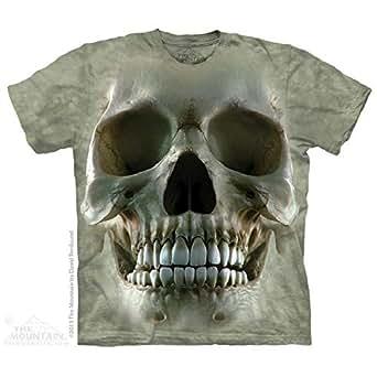 The Mountain T恤3d 103713夏季短袖圆领男女动物图案美国 SINGLE 3XL