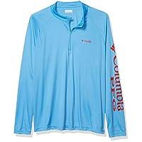 Columbia 男士 Terminal Tackle 1/4 拉链衬衫