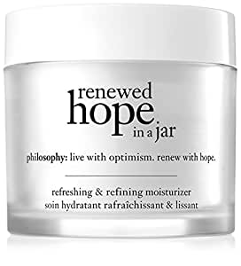 Philosophy Renewed Hope In A Jar Moisturizer for Unisex 2 Ounce