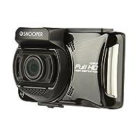 Snooper DVR-1HD 仪表板照相机DVR-4HD Snooper DVR-4HD 8 x 5.1 x 3cm 黑色