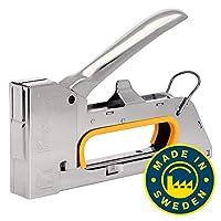 Rapid Pro 重型手持器(6-8mm)范围 Clamshell R23 PRO All Steel Tacker 镀铬色