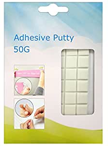 Adhesive Putty, Yanyi Removable Poster Putty, Reusable Non-toxic Sticky Tack (2oz Super Sticky)
