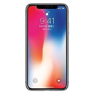 Apple iPhone X 移动联通电信4G手机 (64GB, 深空灰色)