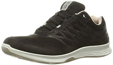 ECCO Women's Exceed Low-Top Sneakers Black (2001black) 3 UK