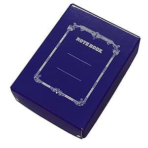 EM计划 TSUBAMI笔记本 工具盒 A5 藏青色